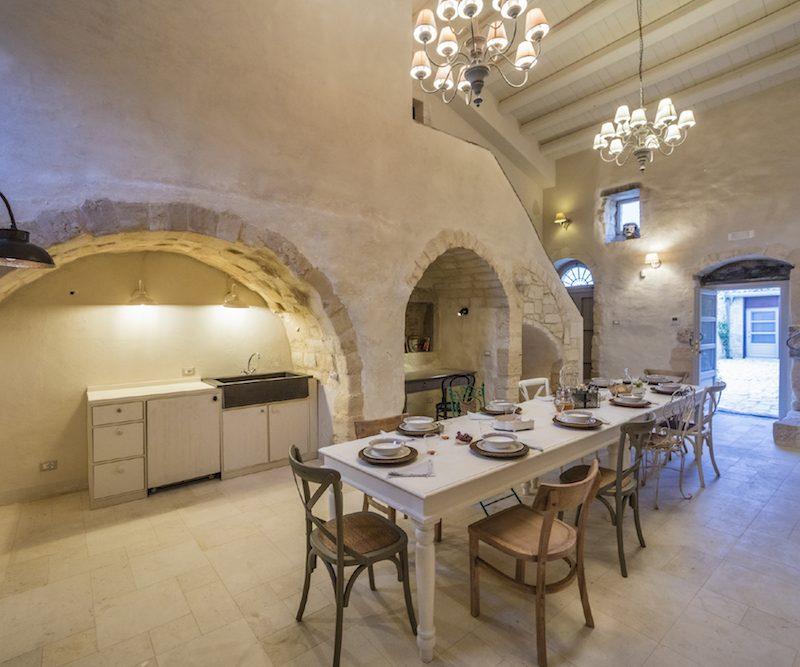 Sala del baglio - Terre di Cavalusi - Resort in Sicilia