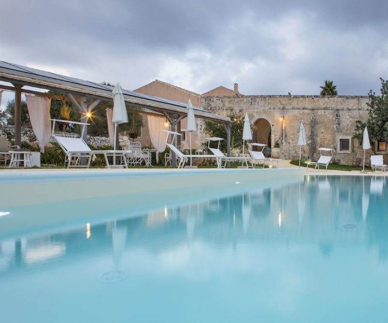 La piscina - Terre di Cavalusi - Resort in Sicilia